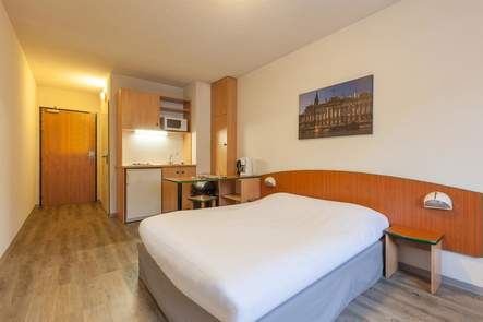 City Residence Access Strasbourg